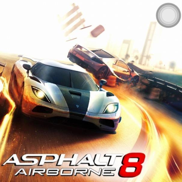 Asphalt 8-Airborne