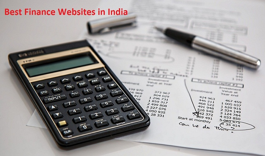 Best Finance Websites in India