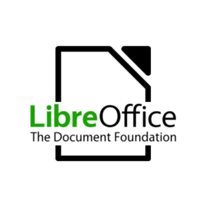libreoffice - Best Free PC Software