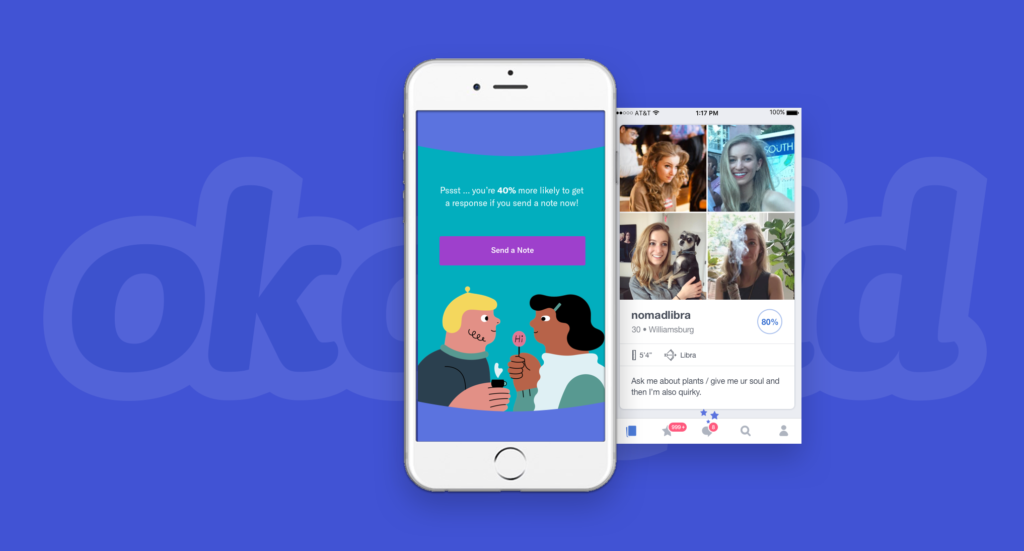 OKCupid – Android Dating Apps
