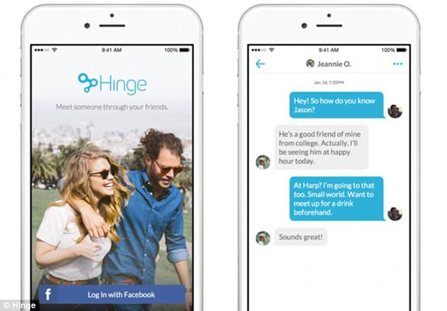 Hinge – Android Dating Apps