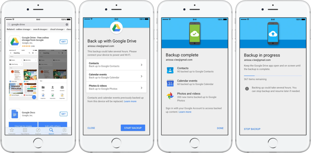 Google Drive – Storage Apps for Android
