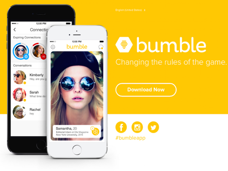 Bumble – Android Dating Apps