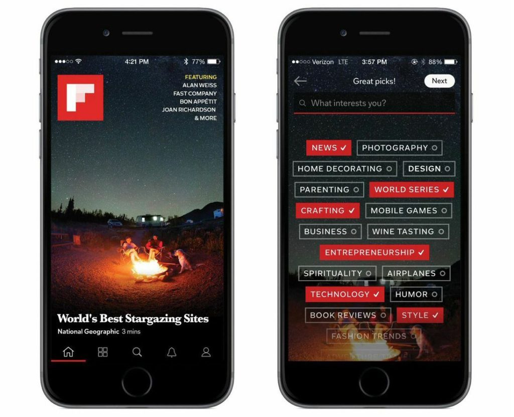 Flipboard – Apps for Bloggers