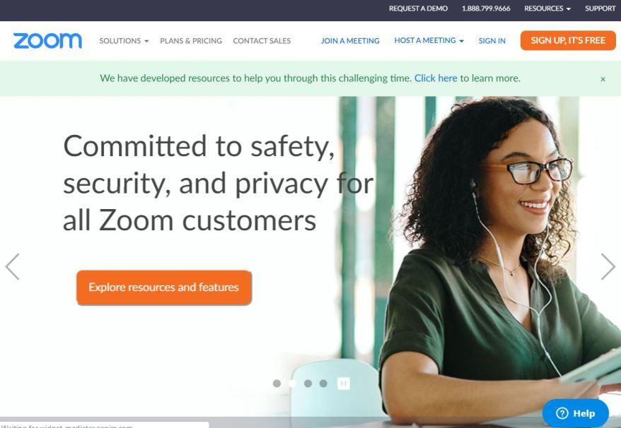 zoom.us - most visited website in india