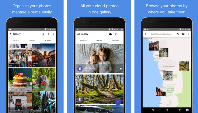 A+ Gallery – Android Gallery Apps