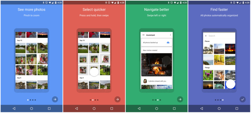 Google Photos – Android Gallery Apps