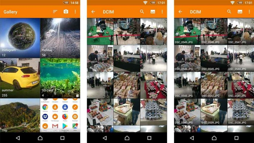 Simple Gallery – Android Gallery Apps