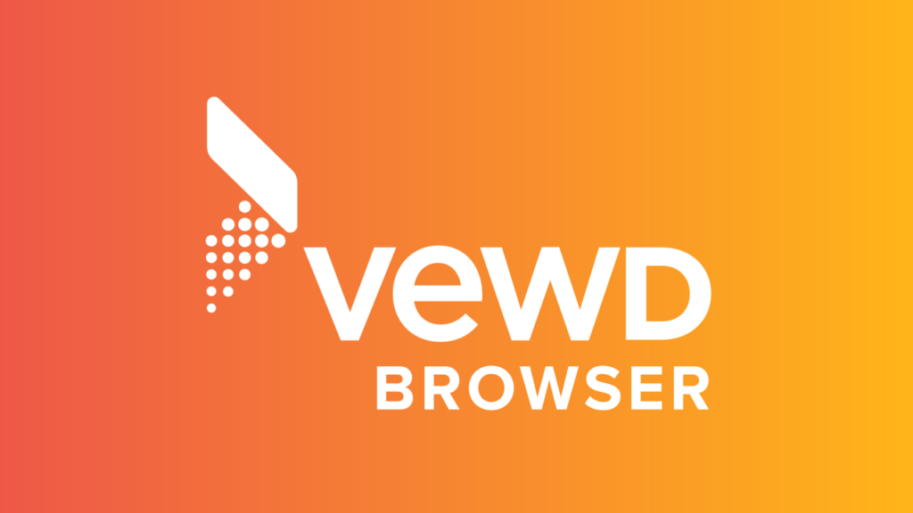 vewd browser