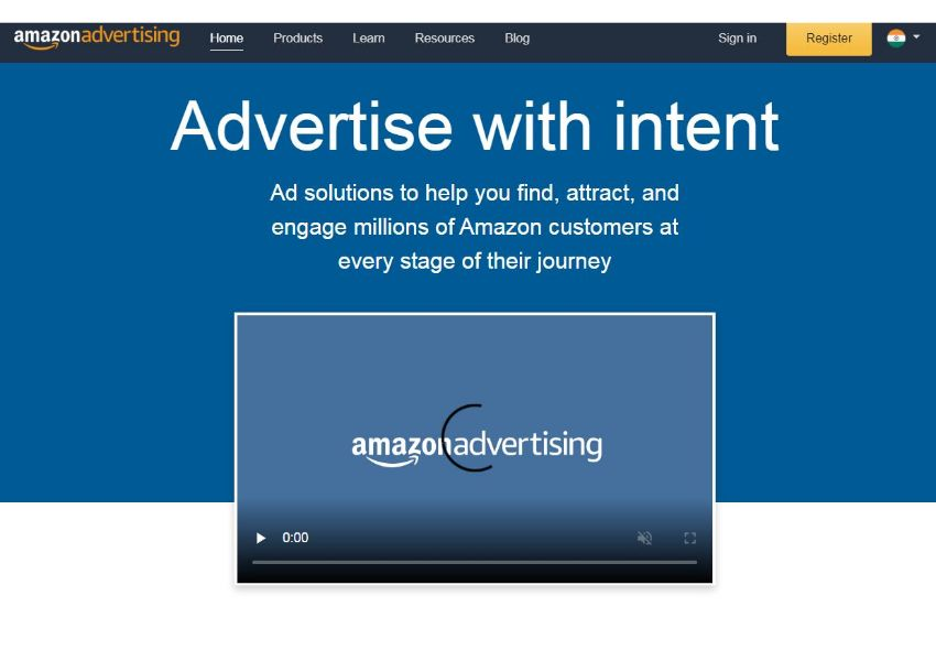 Amazon Display Ads