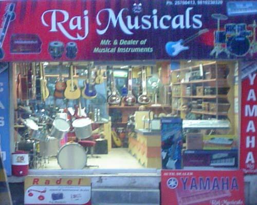 Raj Musicals