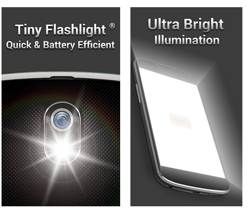 Tiny Flashlight + LED – Free Flashlight Apps for Android