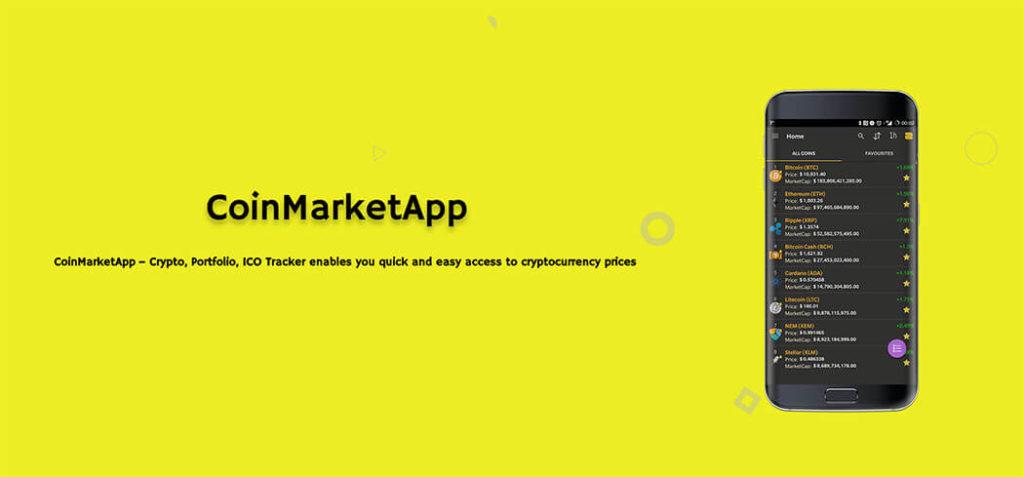 coinmarket-app