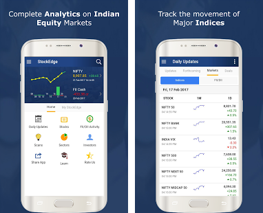 Stock Edge - Finance Apps for Android
