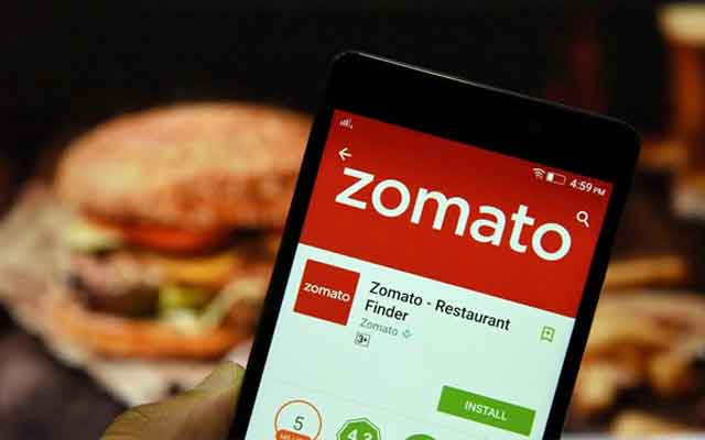 Zomato - Top Online Food Delivery Websites