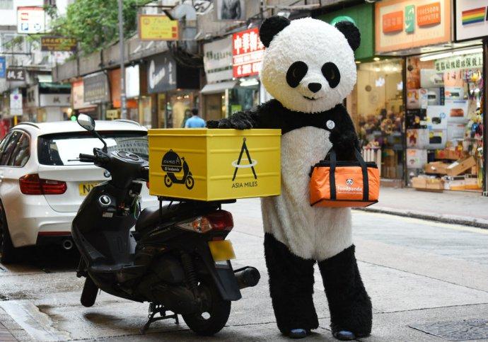 foodpanda - Top Online Food Delivery Websites