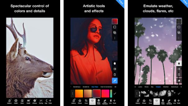 Polarr – Best Windows 10 Apps