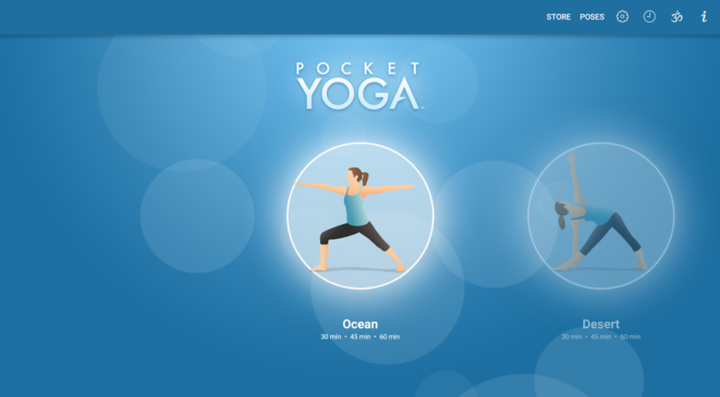 Pocket Yoga – Best Yoga Apps Android