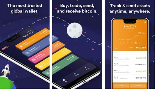 BRD – Best Bitcoin Wallet Apps for Android