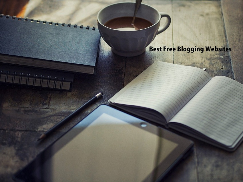 Best Free Blogging Websites