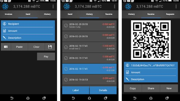 Electrum – Best Bitcoin Wallet Apps for Android