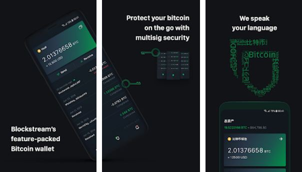GreenBits – Best Bitcoin Wallet Apps for Android