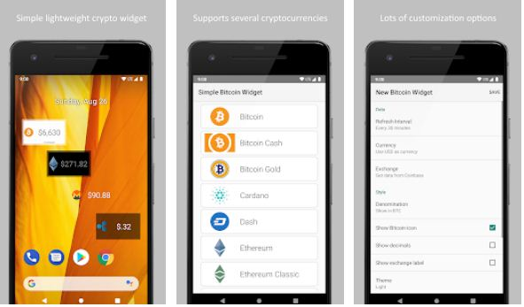 Simple Bitcoin – Best Bitcoin Wallet Apps for Android