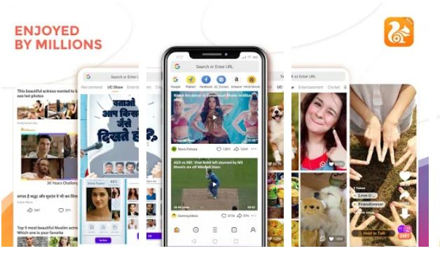 UC Browser Mini – Best Lite Apps for Android