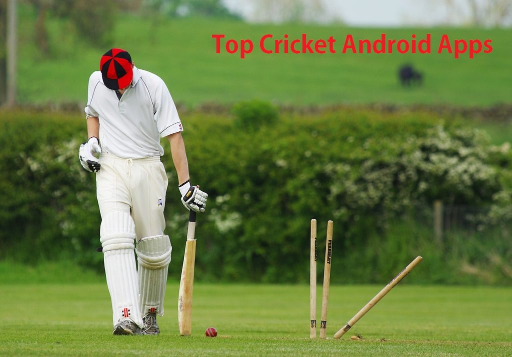 Top Cricket Android Apps
