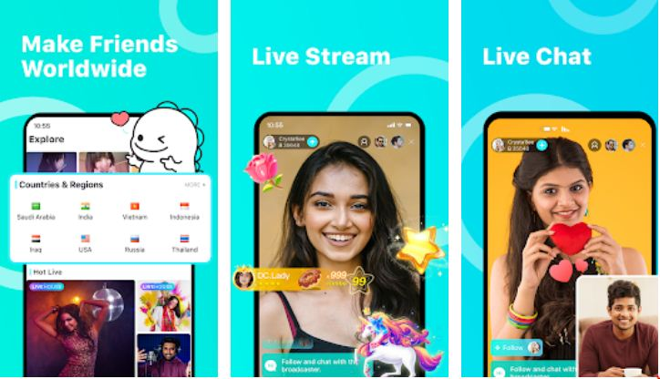 Bigo Live – Top Grossing Apps Android