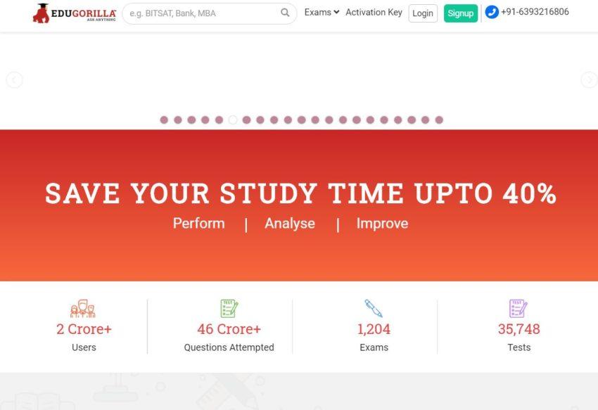 Edugorilla.com – Education Websites in India