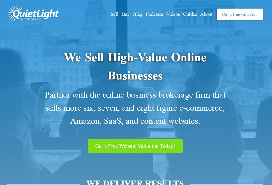 Quite light brokerage – Buy and Sell Websites