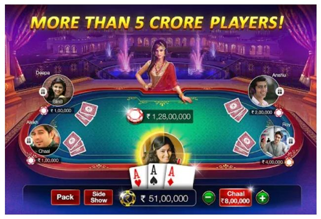 Teen Patti Gold – Top Grossing Apps Android