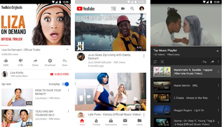 YouTube – Best Google Apps for iPhone and Android