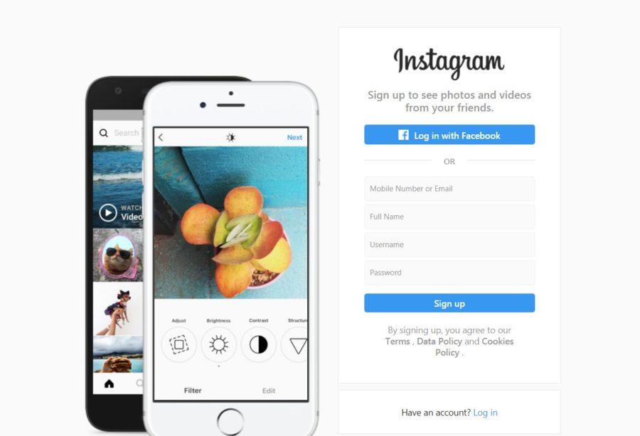 Instagram.com – Best Free Photo Sharing Websites