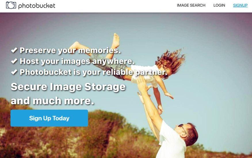 Photobucket.com– Best Free Photo Sharing Websites