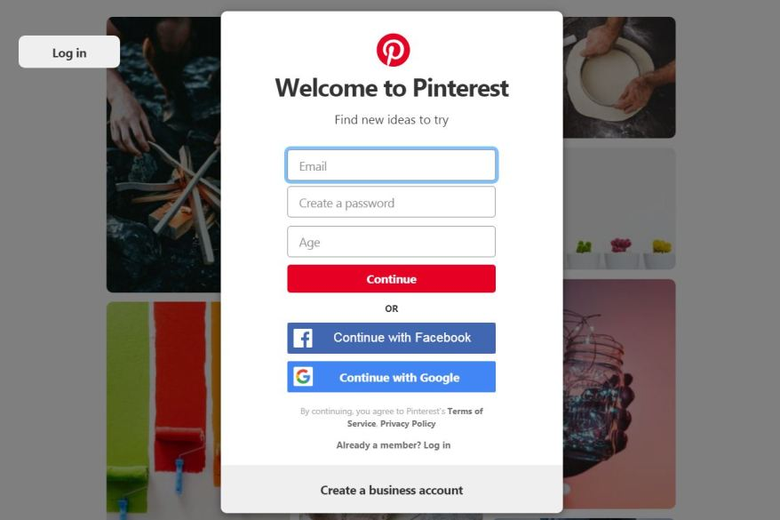 Pinterest.com – Best Free Photo Sharing Websites