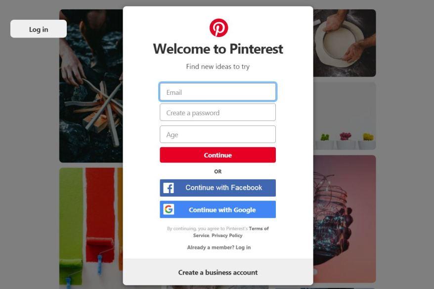 Pinterest.com – Best Free Photo Sharing Websites