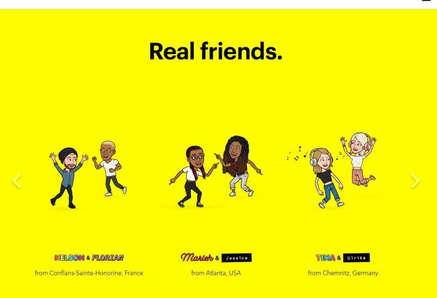 Snapchat.com– Best Free Photo Sharing Websites