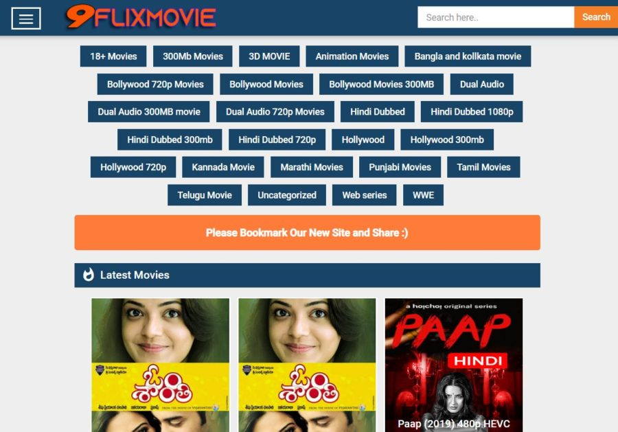 9flixmovie - Download Bollywood & Hollywood Movies