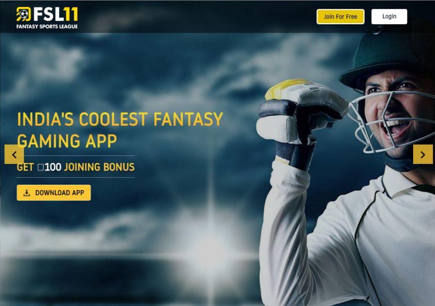 FSL11 – Fantasy Cricket Apps List