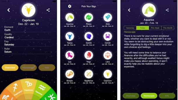 Horoscope – Zodiac Signs Daily Horoscope Astrology – Best Astrology Apps for Android