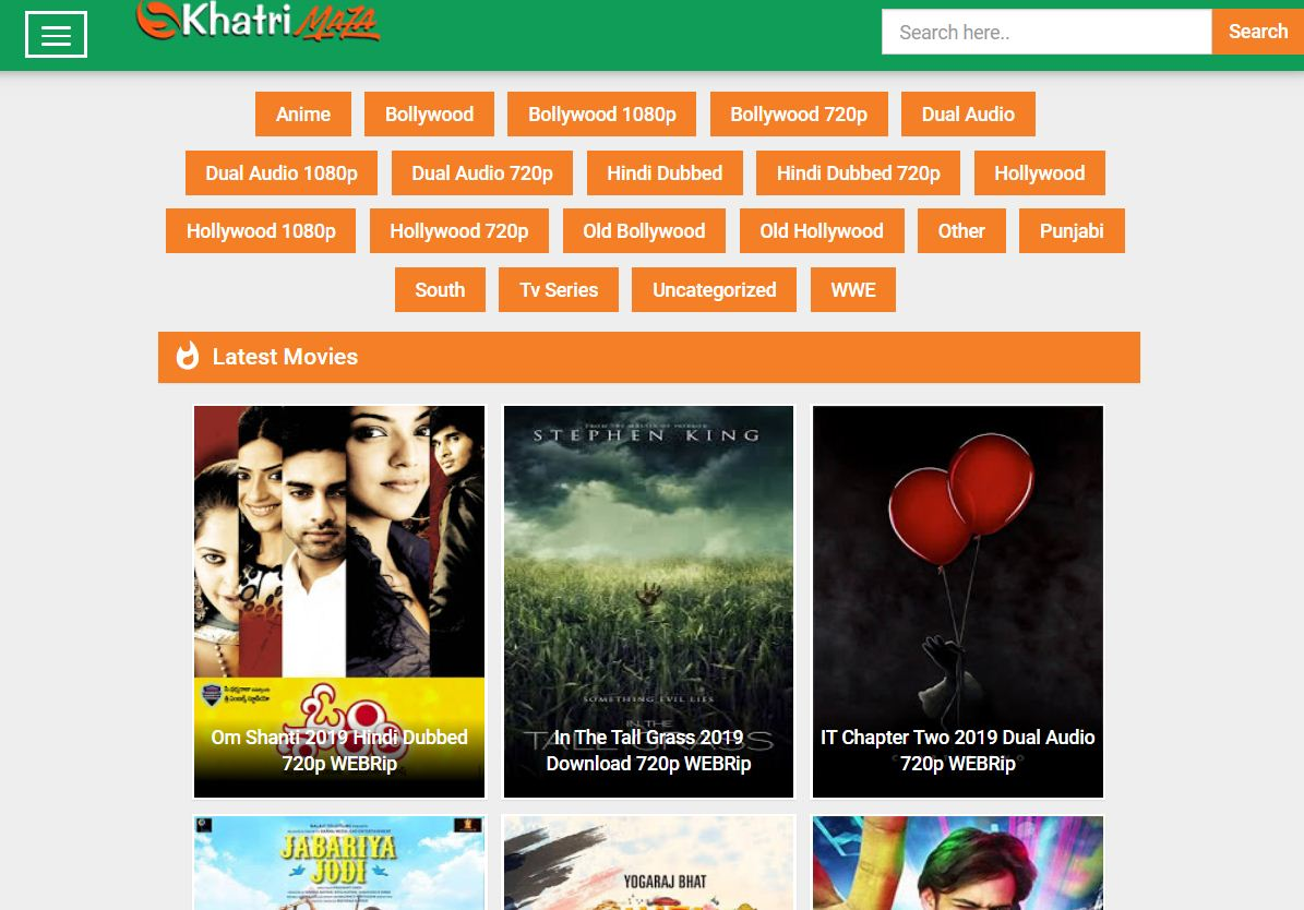 Khatrimaza - Download Bollywood & Hollywood Movies
