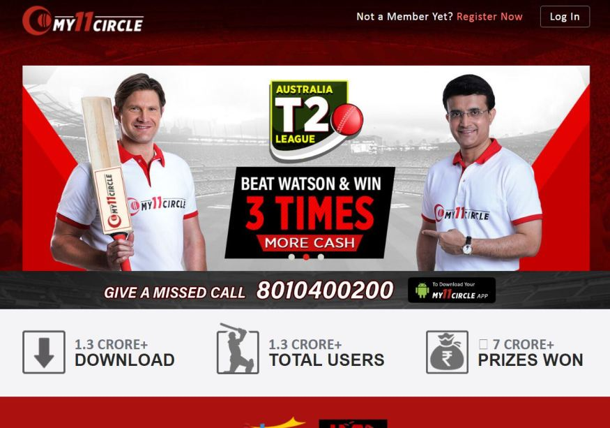 My11Circle – Fantasy Cricket Apps List
