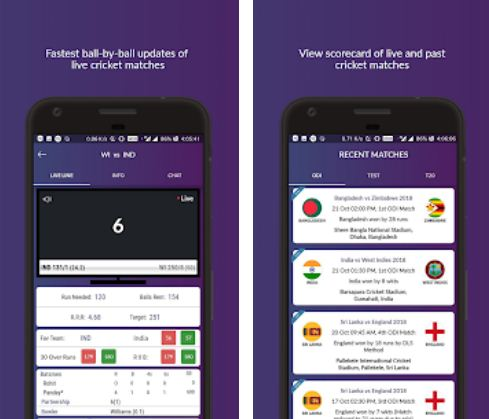 Cricket Line Guru – Cricket Apps for Android