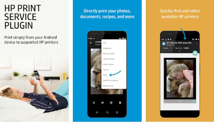 hp Printer Apps for Android Phone