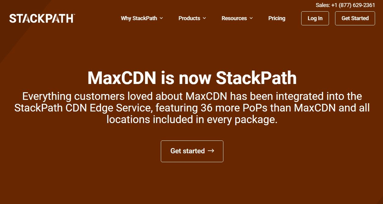 MaxCDN - Best CDN Providers