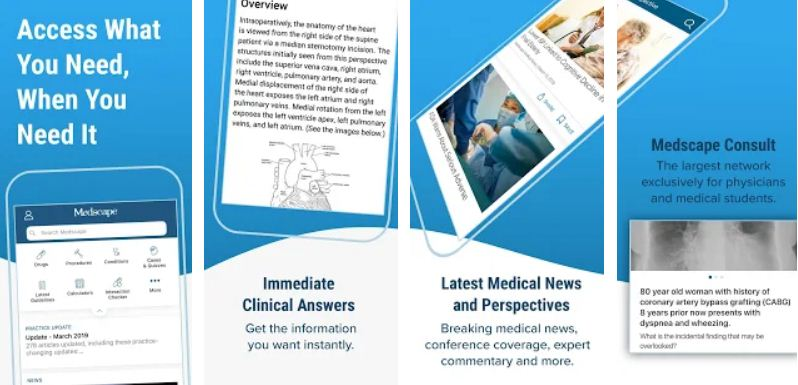 Medscape - Medical Apps