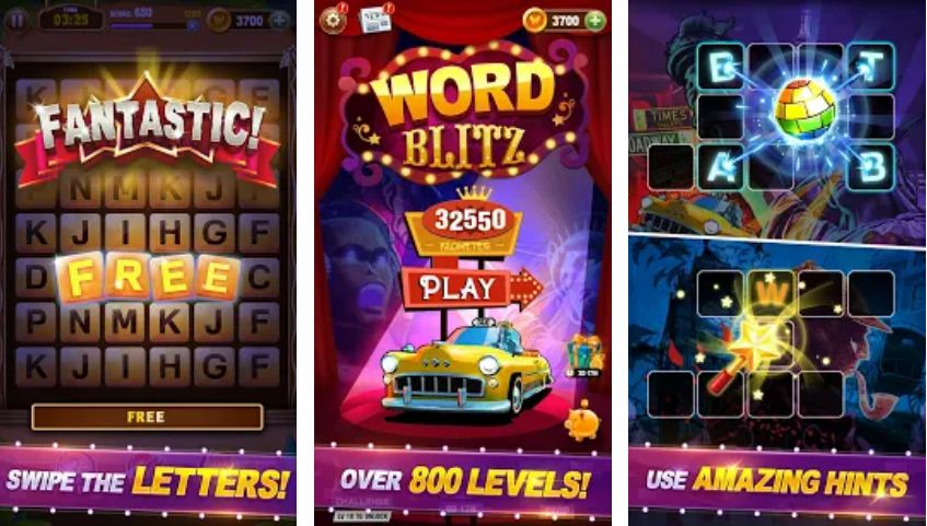Word Blitz - Word Game Apps