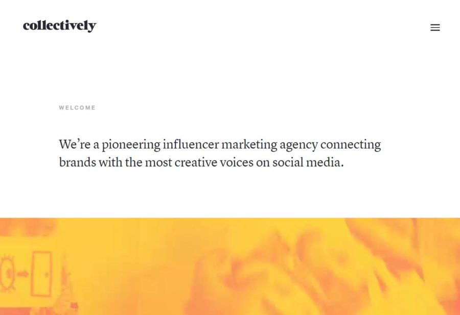 ColletivelyInc - Websites for Influencers